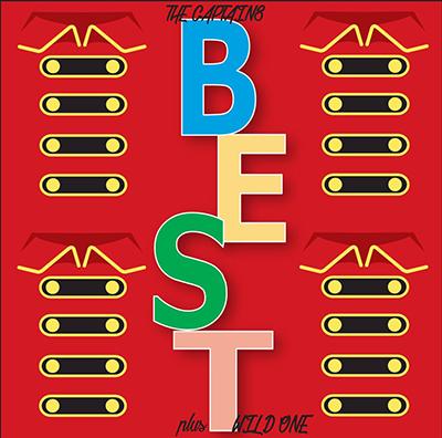 「BEST + WILD ONE」は、ザ・キャプテンズの新録ベストアルバム!ROLLYプロデュースの新曲「恋は薔薇薔薇★スターダスト」も収録され、ベストを超えたベストアルバムとなっている。
